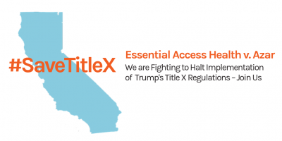 We are Fighting to Save Title X